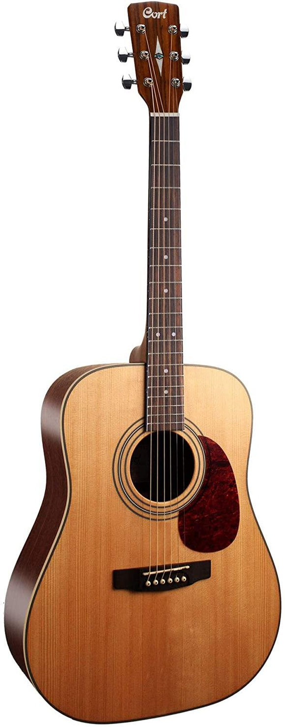 Cort EARTH70-OP Open Pore Acoustic Guitar
