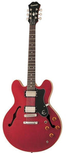Epiphone ES-335 Dot Semi-Hollow Body Electric Guitar - Cherry