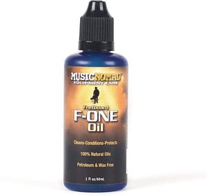 MusicNomad Fretboard F-One Cleaner Conditioner 60 ml