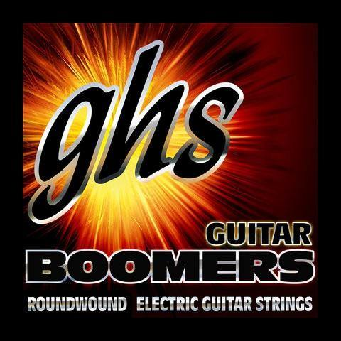 GHS Boomers Nickel Wound Electric Guitar Strings GBL 10-46