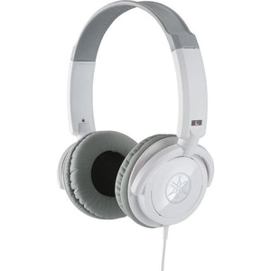 Yamaha HPH-100 Closed-Back Headphones - White