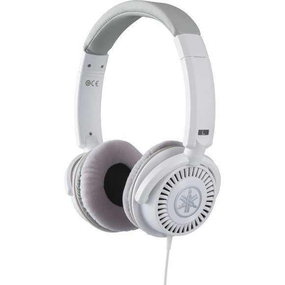 Yamaha HPH-150 Open-Air Headphones - White