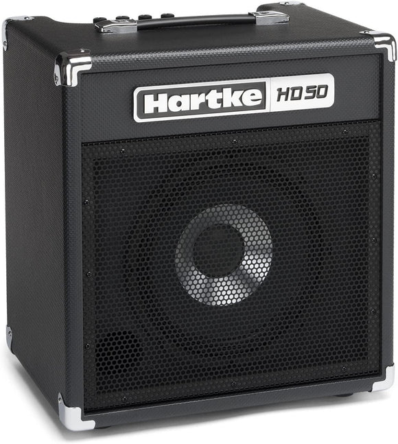 Hartke HD50 Bass Combo Amplifier