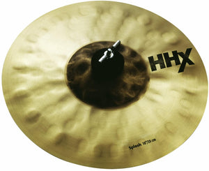 "Used Sabian HHX 10"" Splash Cymbal"