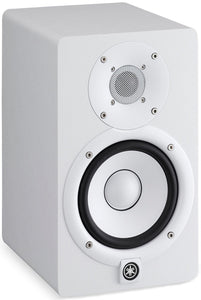 Yamaha HS5 Powered Studio Monitor - White, Single