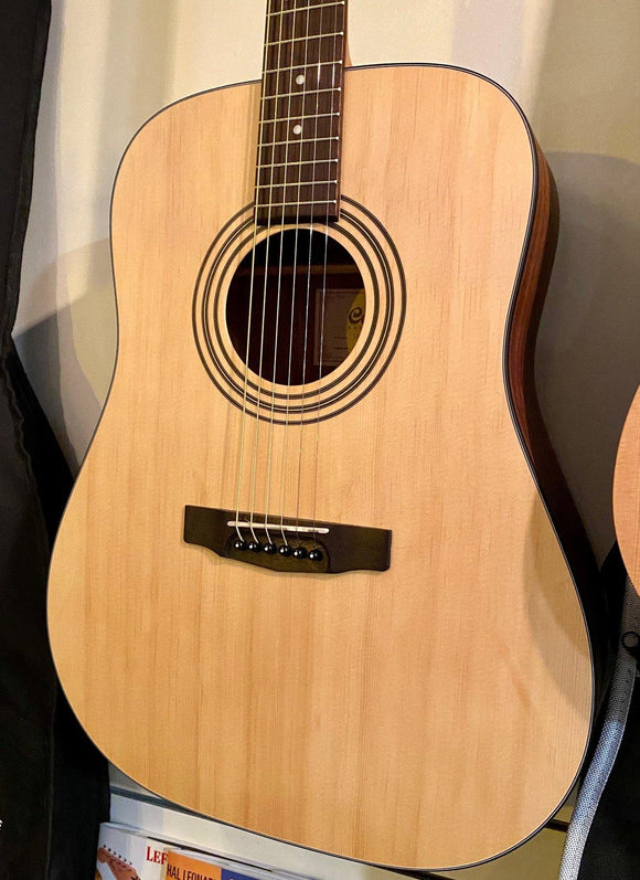 Cort Guitars Acoustic Dreadnought Guitar Pack EARTH-PACK-OP *Store Demo*