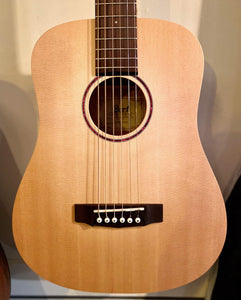Cort 3/4 Earth Mini Solid Top Open Pore Acoustic Guitar With Gig Bag *Store Demo*