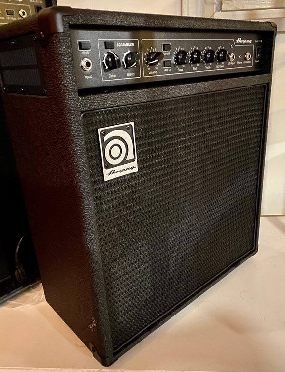 Ampeg Bass Combo Amplifier BA112v2 75 Watts *Store Demo*