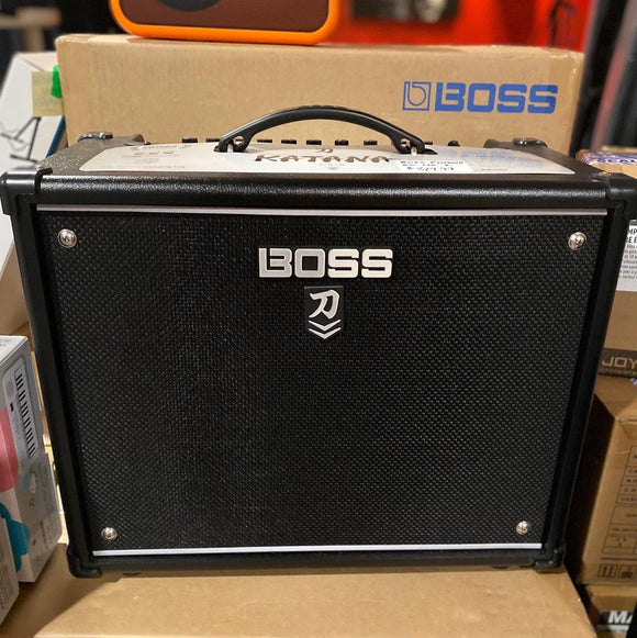 Boss KTN-50 MK2 KATANA 50W Electric Guitar Combo Amplifier *Store Demo*
