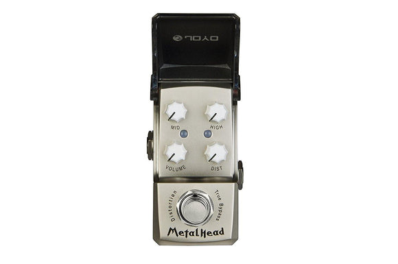 Joyo Metalhead Distortion Pedal