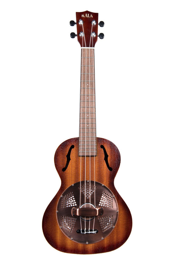 Kala Resonator Brass Tenor Ukulele KA-RES-BRS