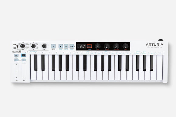 Arturia - 37-Key MIDI Keyboard Controller And Sequencer
