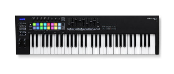 Novation Launchkey 61-key Fully Integrated Midi Keyboard Controller