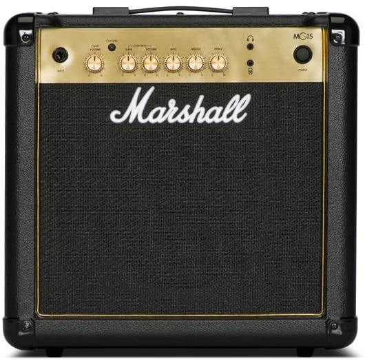Marshall MG15G Gold Series 15 Watt Combo Amplifier