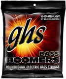 GHS Bass Boomers Round Wound Electric Bass Strings Set