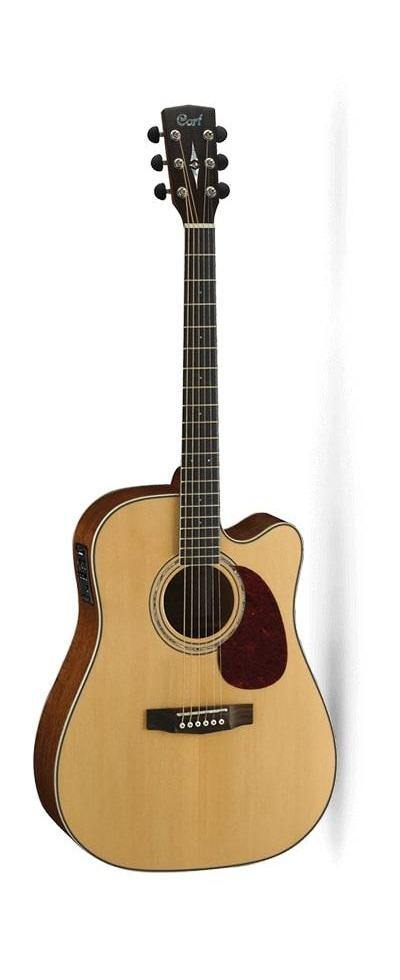 Cort MR710F Natural Satin Acoustic Guitar