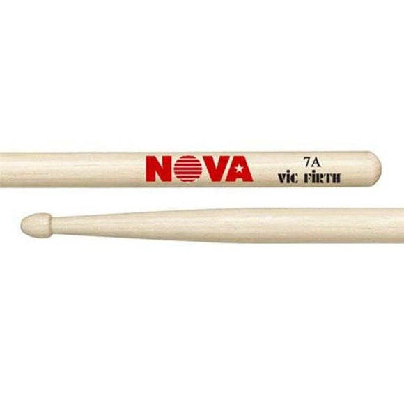 VIC FIRTH - Nova 7A Drumsticks With Imprint