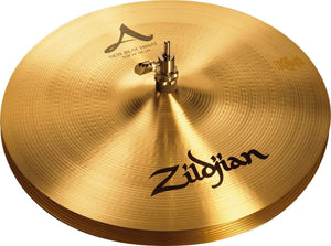 "Zildjian 14"" New Beat Hi Hat Cymbals - Pair"