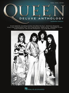 Queen Deluxe Anthology Updated Edition
