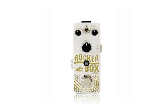 Outlaw Effects Rocker Box Tremolo