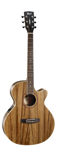 Cort SFX-DAO-NAT Natural Glossy Acoustic Electric Guitar