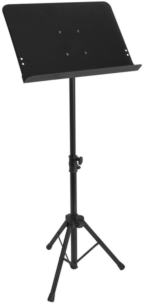 On-Stage SM7211B Conductor Music Stand w/ Tripod Folding Base