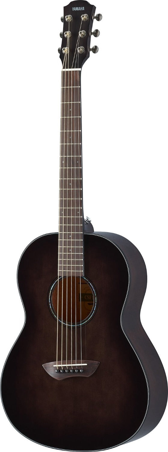Yamaha CSF1M Parlor Size Acoustic Electric Guitar