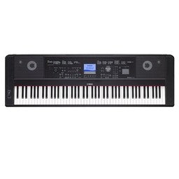 Yamaha DGX660 88-Key Weighted Digital Piano With Furniture Stand