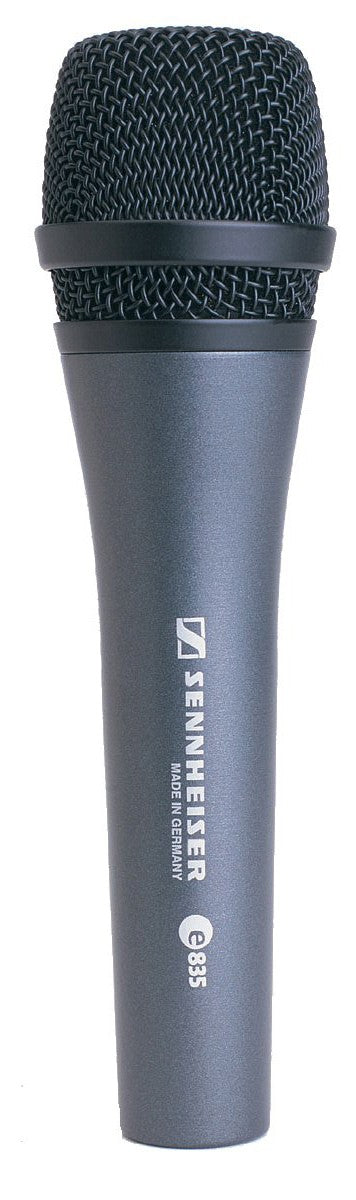 Sennheiser e835-RM Dynamic Cardioid Live Vocal Microphone (BULK PACKAGING)