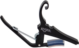 Kyser Quick-Change Acoustic 12 String Guitar Capo KG12BA