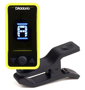 D'Addario Eclipse Clip-On Guitar Tuner