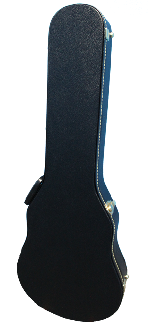 Yorkville YEC-6HKAT Electric Guitar Case - Hard Shell - FlameKat, WildKat, AlleyKat