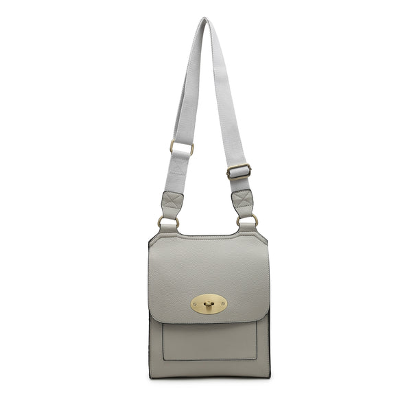 Large Cross Body Bag - Available in 4 Colours