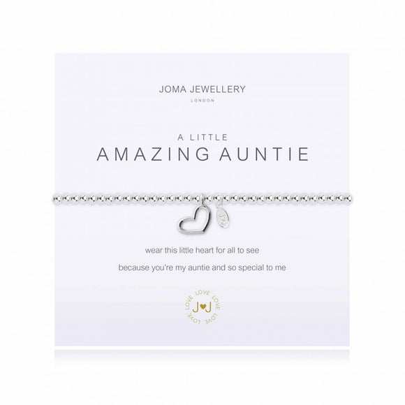 Joma Jewellery - A Little - Amazing Auntie