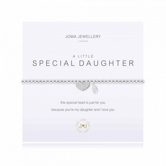 Joma Jewellery - A Little - Special Daughter