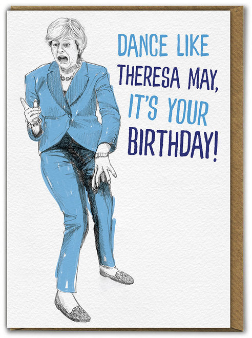 Dance Like Theresa