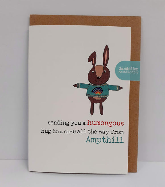 Humongous Hugs From Ampthill