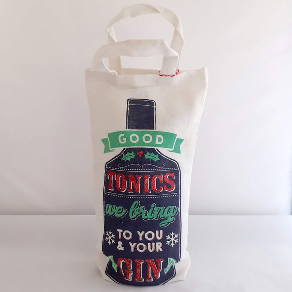 . Good Tonics We Bring Bottle Bag
