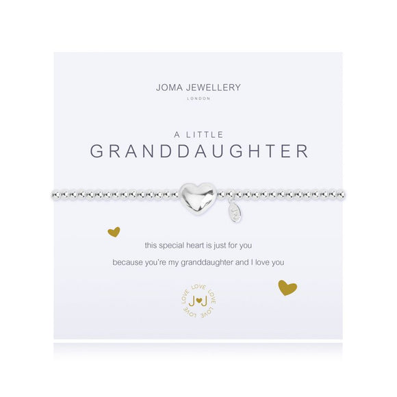 Joma Jewellery - A Little - Granddaughter