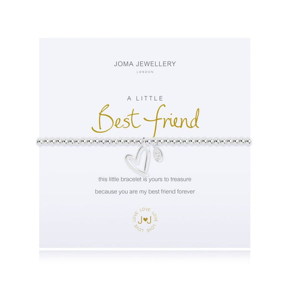 Joma Jewellery - A Little - Best Friend
