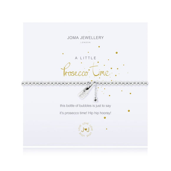 Joma Jewellery - A Little - Prosecco Time
