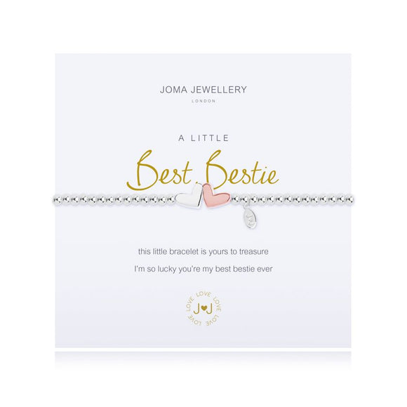 Joma Jewellery - A Little - Best Bestie