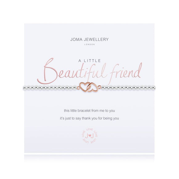 Joma Jewellery - A Little - Beautiful Friend