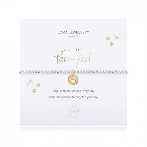 Joma Jewellery - A Little - Paw-fect