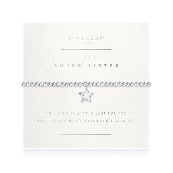 Joma Jewellery - A Little - Super Sister
