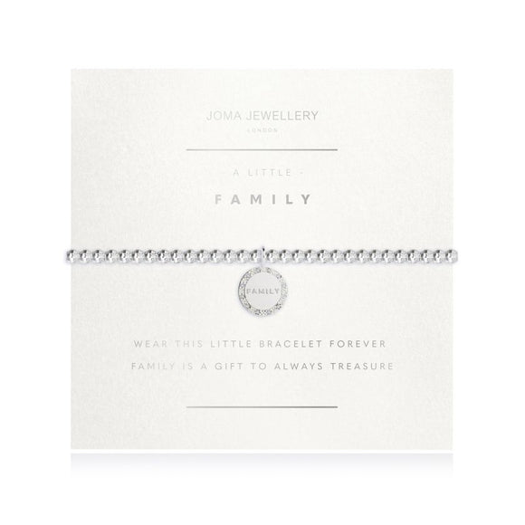Joma Jewellery - A Little - Family