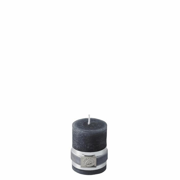 Candle Small - Dark Grey