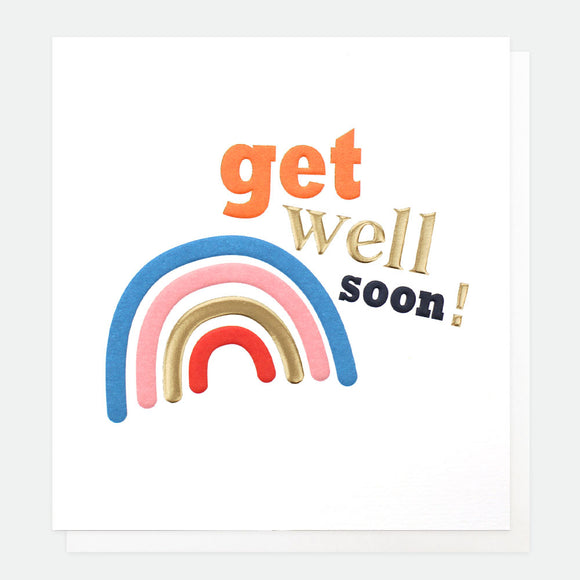 Rainbow Get Well Soon