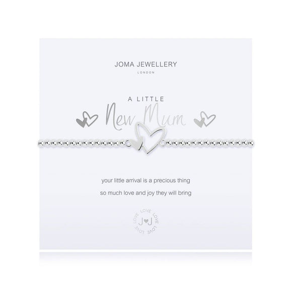 Joma Jewellery - A Little - New Mum
