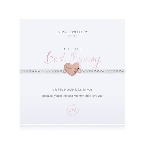 Joma Jewellery - A Little - Best Mummy